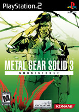 Metal Gear Solid 3: Subsistence for PlayStation 2 last updated Jan 22, 2012