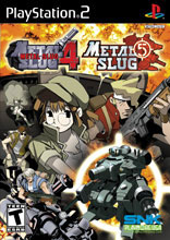 Metal Slug 4 & 5 PS2