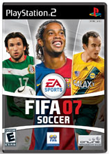 FIFA Soccer 07 for PlayStation 2 last updated Dec 10, 2010