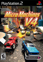 Micro Machines V4 PS2