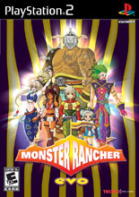 Monster Rancher EVO PS2