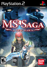 MS Saga: A New Dawn PS2