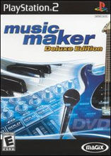 Music Maker Deluxe Edition PS2