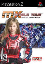 MX World Tour featuring Jamie Little PS2