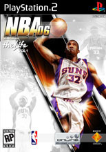 NBA 06 Featuring The Life Vol. 1 PS2