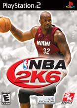 NBA 2K6 for PlayStation 2 last updated Jan 18, 2011