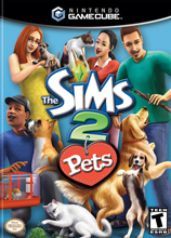 The Sims 2: Pets GameCube