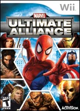 Marvel: Ultimate Alliance for Wii last updated May 25, 2009