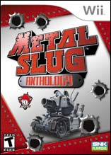 Metal Slug Anthology Wii