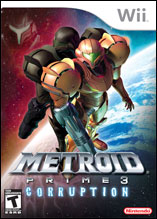 Metroid Prime 3: Corruption for Wii last updated Jul 24, 2008