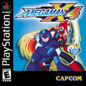 Megaman X4 for PlayStation last updated Jun 04, 2003