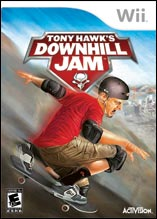 Tony Hawk's Downhill Jam Wii