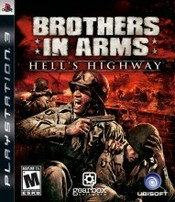 Brothers in Arms:  Hell's Highway PS3