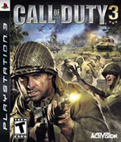 Call of Duty 3 for PlayStation 3 last updated Oct 05, 2010