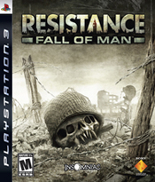 Resistance: Fall of Man for PlayStation 3 last updated Jan 20, 2009