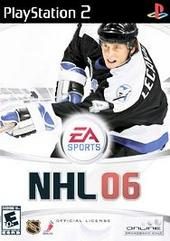NHL 06 for PlayStation 2 last updated Jul 26, 2007