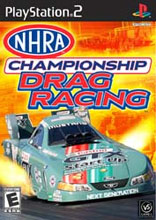NHRA Championship Drag Racing PS2