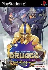 Nightmare of Druaga PS2