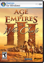 Age of Empires III: The Warchiefs PC
