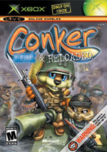 Conker: Live & Reloaded for Xbox last updated Sep 21, 2010