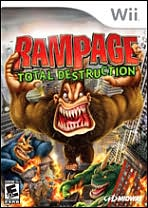 Rampage: Total Destruction Wii