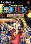 One Piece: Pirates Carnival PS2