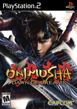 Onimusha: Dawn of Dreams PS2