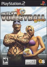 Outlaw Volleyball: Remixed PS2