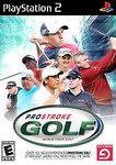 Pro Stroke Golf: World Tour 2007 PS2