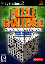 Puzzle Challenge: Crosswords & More for PlayStation 2 last updated Jul 17, 2006