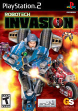 Robotech: Invasion PS2