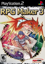 RPG Maker 3 PS2