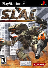 S.L.A.I. Steel Lancer Arena International PS2