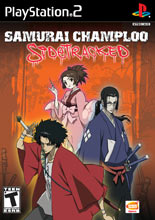 Samurai Champloo: Sidetracked PS2