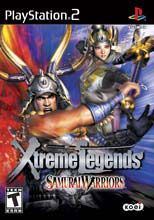 Samurai Warriors: Xtreme Legends PS2