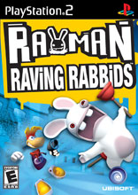 Rayman Raving Rabbids for PlayStation 2 last updated Apr 08, 2007