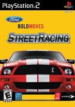 Ford Bold Moves Street Racing PS2