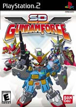 SD Gundam Force: Showdown! PS2