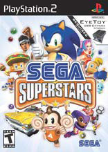 Sega Superstars Eye Toy PS2