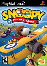 Snoopy vs. the Red Baron PS2