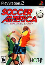 Soccer America: International Cup PS2