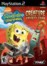 SpongeBob SquarePants: Creature from the Krusty Krab PS2