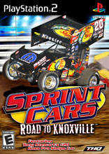 Sprint Cars: Road to Knoxville PS2