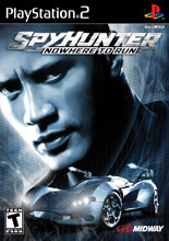 Spy Hunter: Nowhere to Run PS2