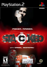 Stacked with Daniel Negreanu PS2