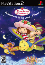Strawberry Shortcake: Adventures in the Land of Dreams PS2