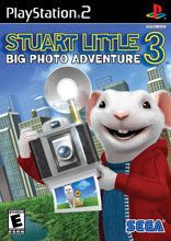 Stuart Little 3: Big Photo Adventure PS2