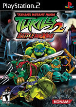Teenage Mutant Ninja Turtles 2: Battle Nexus PS2