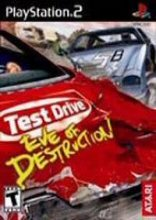 Test Drive: Eve of Destruction for PlayStation 2 last updated Jun 21, 2009