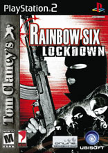 Tom Clancy's Rainbow Six: Lockdown PS2